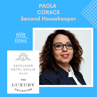 Paola Corace Excelsior Gallia