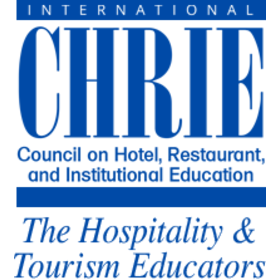 CHRIE - International Council on Hotel, Restaurant, and Institutional Education